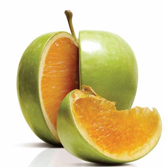 Freakonomics' Apple-Orange